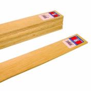 Midwest Products 6205 Micro-Cut Quality Balsa 90cm Sheet Bundle, 0.5cm x 5.1cm