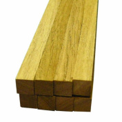 Midwest Products 4645 Project Woods Genuine American Black Walnut Strips, 24 x 1cm x 1cm