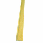Midwest Products 4463 Scale Lumber Basswood 60cm Corner Angle Miniature Mouldings, 1cm x 1cm