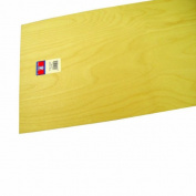 Midwest Products 5482 Aircraft Grade Birch Plywood Sheet, 30cm x 120cm