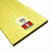 Midwest Products 6601 Micro-Cut Quality Balsa 90cm Sheet Bundle, 0.08cm x 15cm
