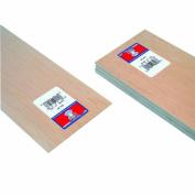 Midwest Products 6403 Micro-Cut Quality Balsa 90cm Sheet Bundle, 0.2cm x 10cm