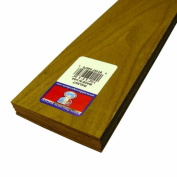 Midwest Products 4670 Project Woods Genuine American Black Walnut Sheets, 24 x 7.6cm x 0.08cm
