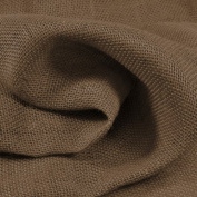 100cm Wide Brown 100% Jute Burlap Fabric By the Yard