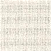 Zweigart 11Ct Aida-46cm X 50cm Needlework Fabric - Antique White