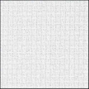 Zweigart 11Ct Aida-46cm X 50cm Needlework Fabric - White