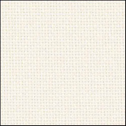 Zweigart 25Ct Lugana Evenweave-46cm X 70cm Needlework Fabric - Antique White