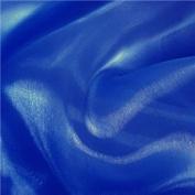 Royal Blue Mirror Organza Fabric 150cm /150cm x 10yd