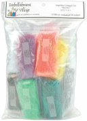 Angelina Crimped Cut Fibres - Assortment 13 Colours