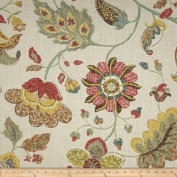 Robert Allen Spring Mix Linen Blend Spring Fabric