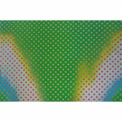 3d Lenticular Sheets --- Animated Stars Green Background