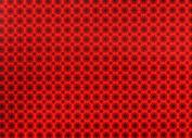 3d Lenticular Sheets --- Red Animated Spinning Circles