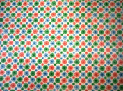 3d Lenticular Sheets --- Red Green Blue Animated Spinning Circles