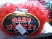 S R Kertzer Baby Monkey Red #88