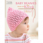 Leisure Arts-Baby Beanies Made With The Knook
