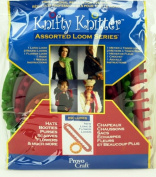 Knifty Knitter 210314 Assorted Loom Series with Slim Jim