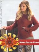 Mirasol Pattern Book, #30 Miski, Sulka, Ushya yarns