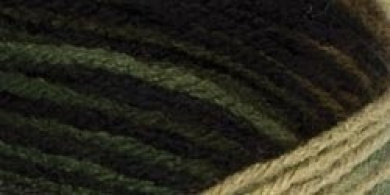 Bulk Buy: Red Heart Super Saver Yarn Camouflage E300-971 (3-Pack)