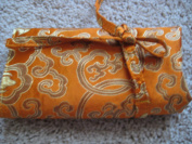 Silk Knitting needle Roll CASE BrilliantKnitting