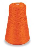 Trait-tex 4-Ply Double Weight Rug Yarn Refill Cone, 315 Yards, Orange