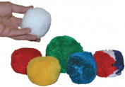 7.6cm Yarn Ball Set of 6