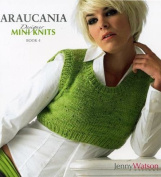 Araucania Designer Mini Knits 4 Pattern Book