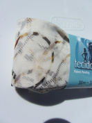 Circulo Tecido Trico Abstrato Fabric Ruffling Scarf Yarn Col#2642 1 Sk New