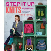 Chronicle Books NOM161839 Step It Up Knits