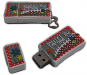 Patched In Novelty 2GB USB Drive