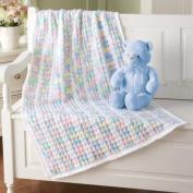Playful Colours Blanket Crochet Kit