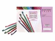 Knitter-s Pride Crochet Hooks Sets, Simfonie Wood Single Ended