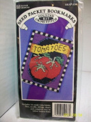 Tomatoes Bookmark - Banar Designs Counted Cross Stitch Kit