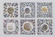 Button Boxes - Cross Stitch Pattern