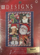 """Christmas Traditions """"Snapshots!"""" Counted Cross Stitch Kit"""