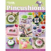 Leisure Arts Pincushions 60 Cross Stitch Designs Book