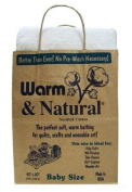 Warm & Natural Cotton Batting Baby/Crib Size