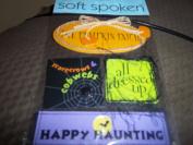 The Pumpkin Patch Scrapbook Embellishments Halloween