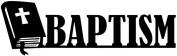 Mini Photogenix Laser Die-Cuts-Baptism