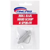 Pine Car Derby Roll Bar, Wood Scoop & Spoiler