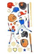 Stickopotamus Sports Collection Stickers baseball