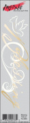 Faith Rub-Ons 5.1cm x 20cm -Blessing