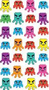 EK Success Brands Decorative Sticko Stickers, Space Critters