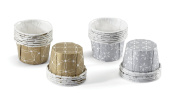 Martha Stewart Crafts Favour Cups, Doily Lace