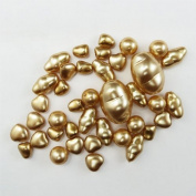 Bead Concepts Jewellery Kit, Gold Pearl