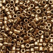 Miyuki Delica Bead 11/0 7.2 Gramme Metallic Bronze DB022 915100