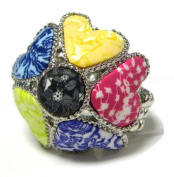 Viva Beads Viva Beads Jubilee Ring Retired - 3104125-VIVA