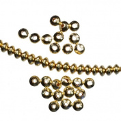Spacer 14kt Gold Filled Beads USA Made 14/20 Saucer 3.5mm