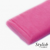 Fuchsia Tulle Fabric - 40 Yards Per Bolt