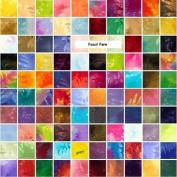 Benartex FOSSIL FERN 13cm Charm Pack Fabric Quilting Squares