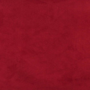 140cm Wide C057 Dark Red, Microsuede Upholstery Grade Fabric By The Yard